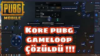 KORE PUBG MOBİLE 1.3 GAMELOOP KLAVYE SORUNU ÇÖZÜMÜ !!!