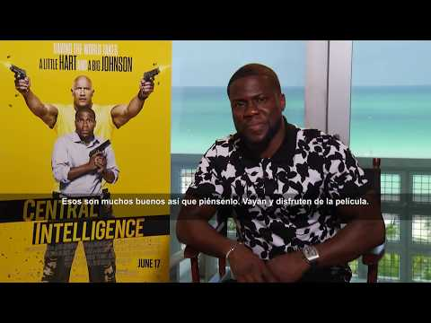 Kevin Hart Interview - Central Intelligence
