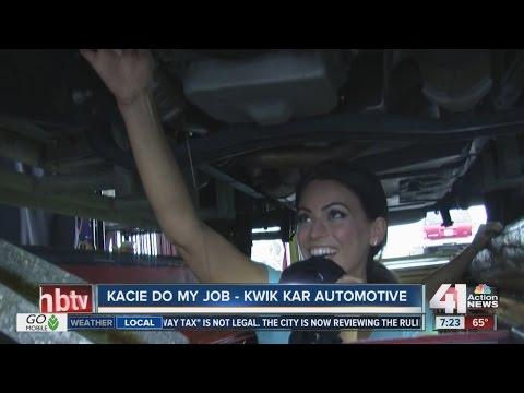 Kacie Do My Job: Kwik Kar Automotive