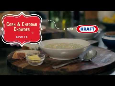 Corn & Cheddar Chowder thumbnail