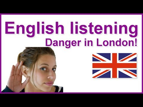 English Listening Comprehension | Listening Practice