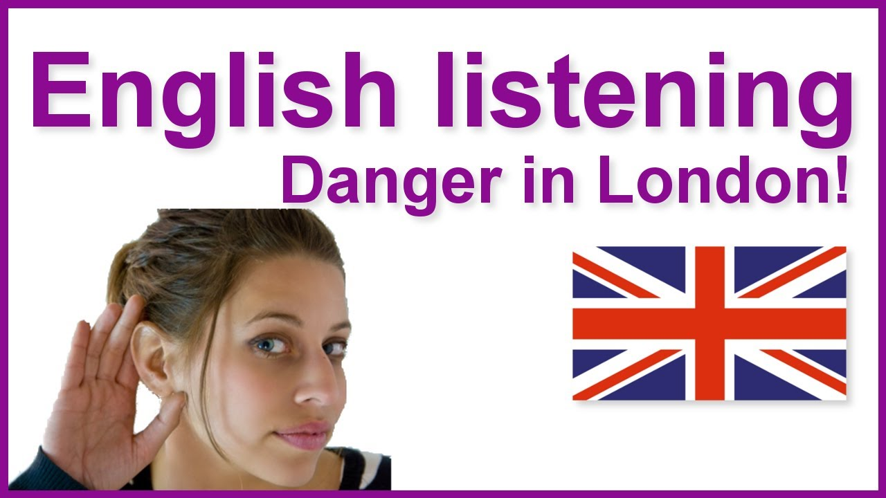 English listening comprehension | Listening practice - YouTube