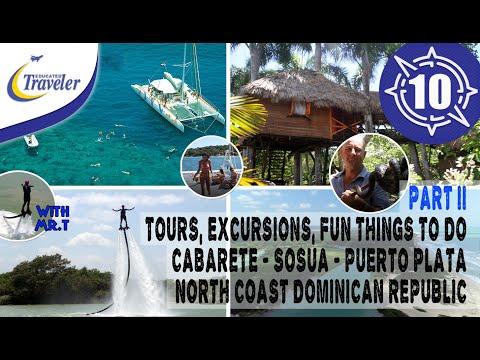 Top Fun Things to Do in Sosua Cabarete Dominican Republic - Tours Part 2