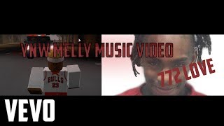 YNW MELLY 772 LOVE ROBLOX MUSIC VIDEO (HIDDEN SOCIETY))