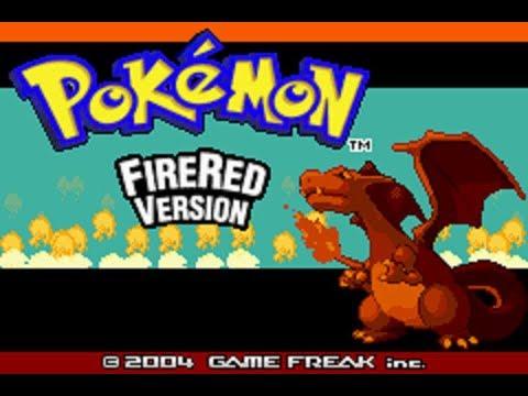 """Her first Pokemon Game"" Pokemon FireRed w/ my Fiancé #1"