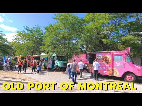 Old Port of Montreal / Vieux-Port de Montréal