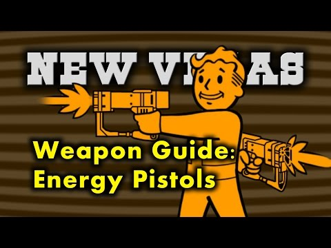New Vegas Weapon Guide 4 - Energy Pistols