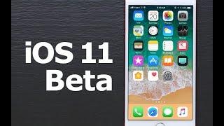 iOS 11 Halka Açık Beta Nasıl Yüklenir?