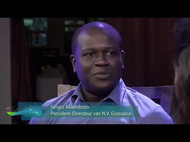 TALKSHOW: Jonge visie op bodemschatten van Suriname