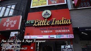 New Little India & Nepali Restaurant South Korea Busan