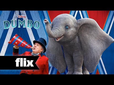 Dumbo – Meet The Characters (2019)
