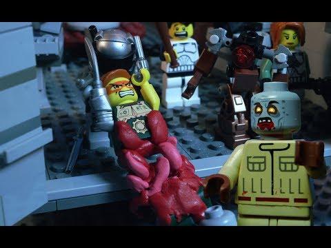 The Lego Zombie Apocalypse FULL MOVIE
