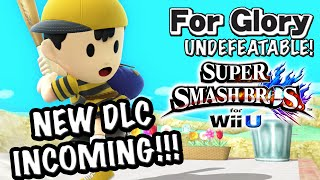 DLC Soon! | Undefeatable! ~ Ness Ep. 2 - Super Smash Bros for Wii U For Glory (HD)