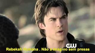 The Vampire Diaries 4x13 Sneak Peek #1 - -Into the Wild- # [HD] - [legendado]