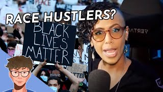 HOW DOES HE DO IT? | Responding to Gothix on Race Hustlers & BLM