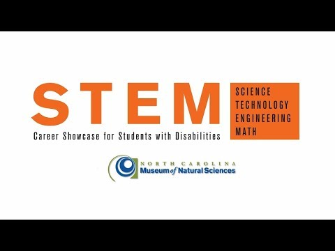 STEM Career Showcase for Students with Disabilities Programs