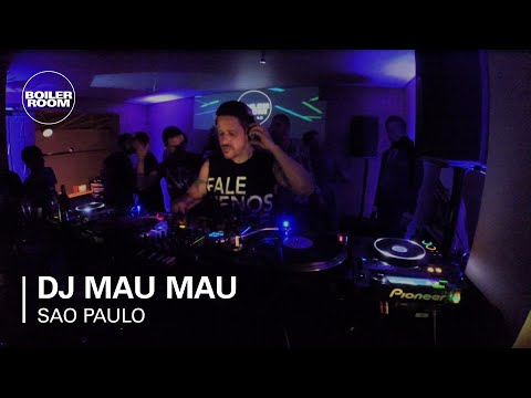 DJ Mau Mau Boiler Room São Paulo x Skol Beats DJ Set