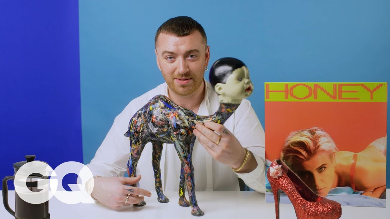 10 Things Sam Smith Can't Live Without