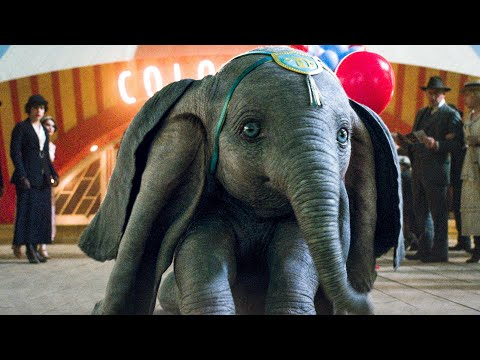 Dumbo Flies For The First Time Scene – DUMBO (2019) Movie Clip