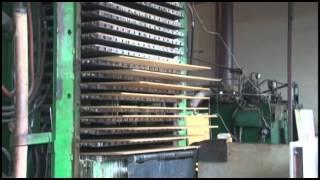 Производство фанеры(Производство фанеры на Ковернинском фанерном заводе., 2013-07-30T08:44:32.000Z)