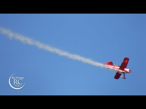 Mohammed Fareed flying Pitts special S1 RC model - UAE Top Jet 2014