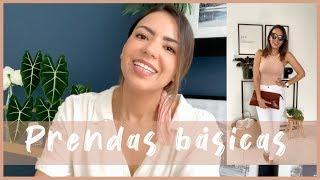 PRENDAS BÁSICAS!!!!-Ep.3-Serie cambio de look
