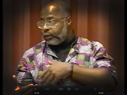 Ronoko Rashidi Interview, Medgar Evers College Library Archives | 9 Feb 2000