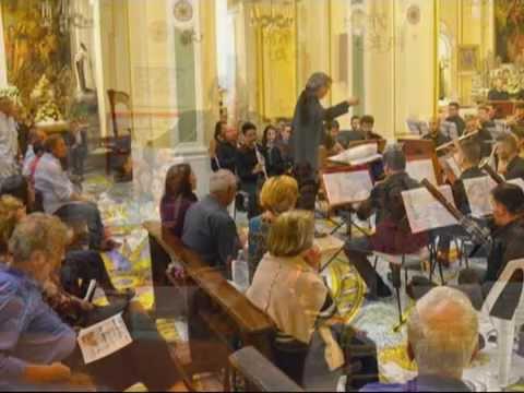 Angels in the Architecture -  Orchestra di Fiati del Conservatorio G. Martucci di Salerno