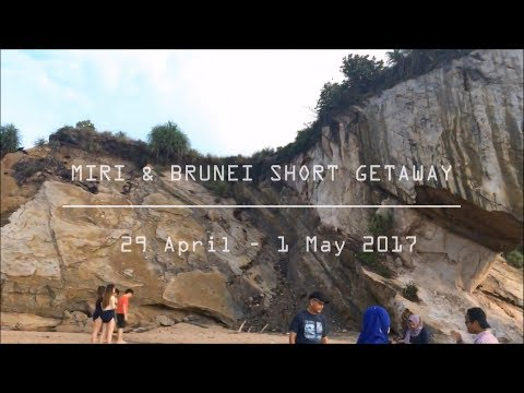 Miri ↔️ Brunei Short Getaway | Travel Vlog 🇲🇾🇧🇳