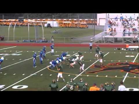 BP JV vs. Burr and Burton Academy (Schuylerville Scrimmage) 8.27.11