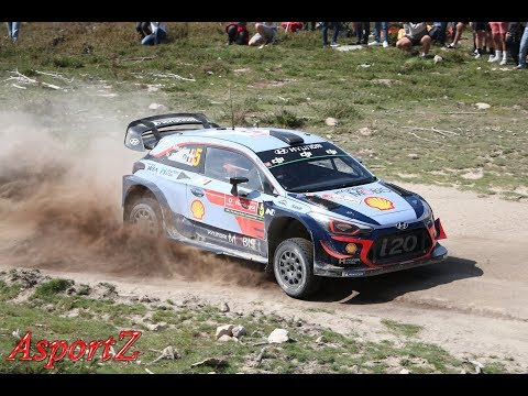 WRC Rally de Portugal 2018 - Vieira do Minho / Cabeceiras de Basto - Dia 3 - [FULL HD]
