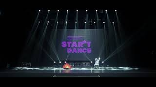 STARЂЂЂTDANCEFESTVOL133ЂЂЂST PLACEArt mix solo babyВасилиса Смирнова