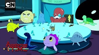 Fish Parliament | Adventure Time | Cartoon Network