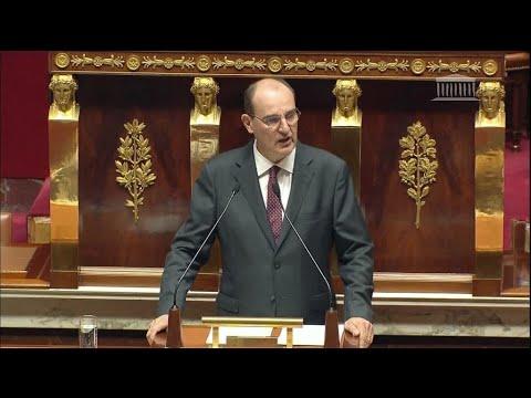 خطاب منتظر لرئيس الوزراء الفرنسي جان كاستكس لطرح السياسة العامة للحكومة الجديدة  - نشر قبل 3 ساعة