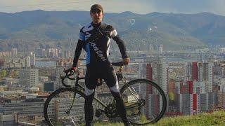 Смотреть клип Дерзкая езда РЅР° велосипеде (Старт шоссе) онлайн