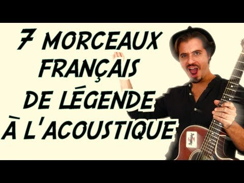 7 mythical intros of the French song - Choose your tutorial! ^^