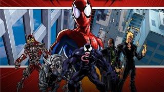 Ultimate Spider-Man (video game) 2005 - Part 2 [4K]