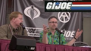 Hasbro G.I. Joe Product Panel at JoeCon 2015 (New 2015 Toy Reveals and More!)
