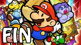 Paper Mario : La Porte Millénaire Let's Play - Fin [Live]