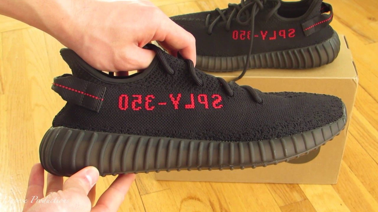 Bred 350 Best Replica Yeezy Boost The V2 XPiukZTO
