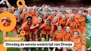 Vanavond begint het WK Vrouwenvoetbal in Frankrijk ⚽
