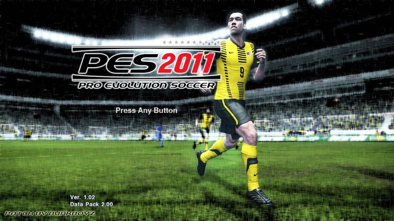 Patch 2015 for pes 2011 kickass