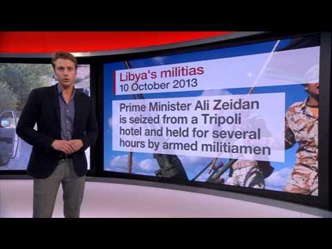 LIBYA'S MILITIA