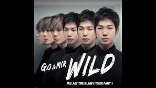 [DL/MP3] G.O & MIR (MBLAQ) -- WILD