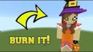 POPULARMMOS IS GAMINGWITHJEN A WITCH?!? BURN HER!!! PAT AND JEN