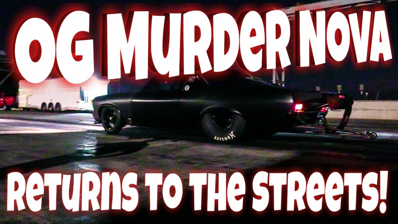 OG Murder Nova Returns to the Streets With Lutz in The '57! Shawn Explains What We Change