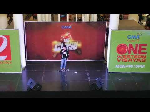 Pauline Quingco and Kyle Quingco Audition for The Clash of GMA