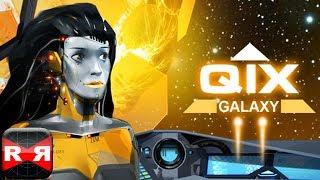 Qix Galaxy (by zGames) - iPad Mini Retina Gameplay