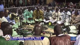 Magal Darou Mouhty 2016 Kourel HT Mawahibou