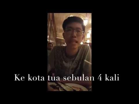 Arey VLOG #06 #leisurekotatuajakarta